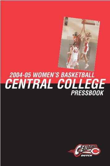 Women's Basketball - Central College