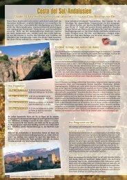 Costa del Sol/Andalusien - Blitz-Reisen HomePage