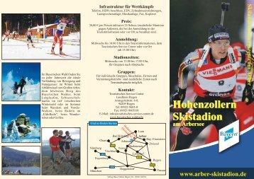 downloaden - Hohenzollern Skistadion