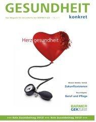 Herz gesundheit - Gesundheit konkret