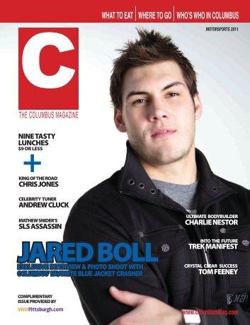 JARED BOLL - C Magazine / columbusmag.com