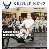 21 - Keesler Air Force Base