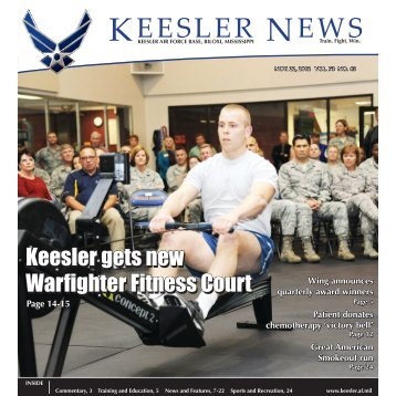 21 - Keesler Air Force Base
