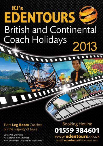 Download PDF Brochure - Eden Tours
