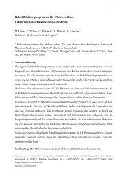 Studie zum Download 2010 (PDF) - CF aktiv