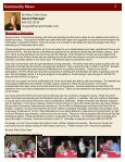 Member Newsletter - Hampton Hall Club - Page 2