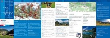 Wandertipps Wellness & Spa Sehenswertes Wichtige ... - Sölden