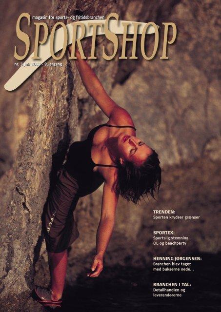 magasin for sports - Danmarks Sportshandler Forening (DSF)