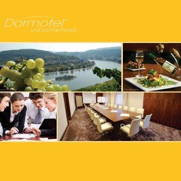 Deckblatt 2011.indd - dormotel-hotels.de