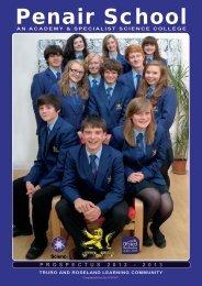 Prospectus - Penair School