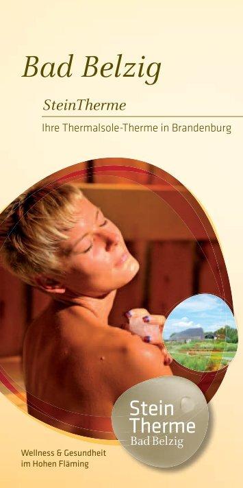 Wohlfühlmagazin Bad Belzig - Ihre Thermalsole-Therme in ...