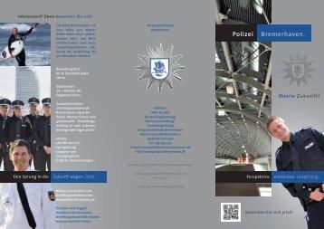 Polizei Bremerhaven. - Ortspolizeibehörde Bremerhaven