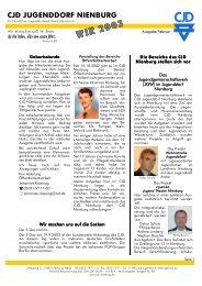 cjd jugenddorf nienburg - S-DAY Homepage