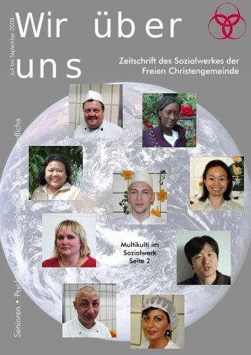 Wir über uns - Sozialwerk der Freien Christengemeinde Bremen eV