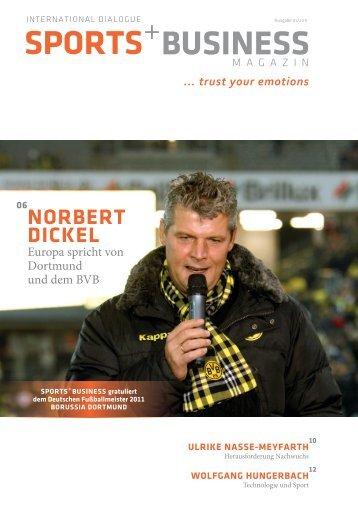 Ausgabe I, 2011 - Sport + Business