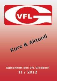 zum Download bitte hier klicken - VfL Gladbeck