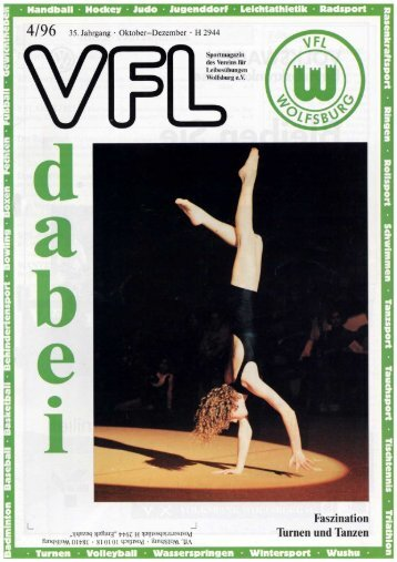 Gelungene Premiere der Turn- und Tanz-Show des - Vfl-wob.de