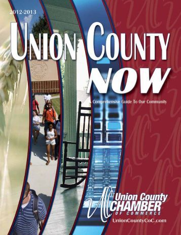Welcometo - Union County Chamber of Commerce