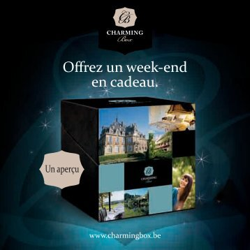 Charming Box - Voyages Copine