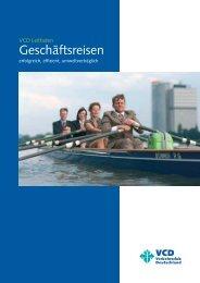 Leitfaden – Geschäftsreisen - VCD