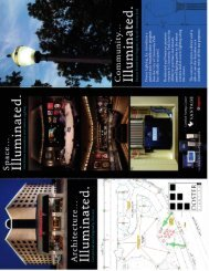 Download our brochure - Doster Lighting, Inc