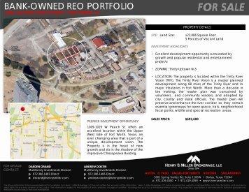 FOR SALE - Henry S. Miller Real Estate
