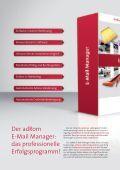 adrom Emailmanager - Seite 6