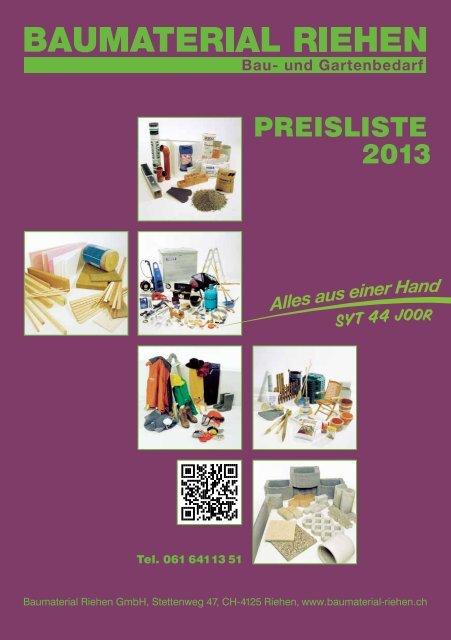 pdf/ 15 MB - Baumaterial-Riehen