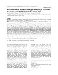 A study on rational drug prescribing and dispensing in outpatients in ...