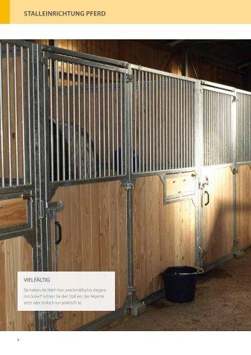 stalleinrichtung Pferd - B-sporthorses