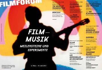 Programmdownload (Pdf, 1MB) - Filmforum NRW