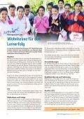 Jahresbericht 2011 - Plan Stiftungszentrum - Page 6
