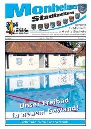 Stadtzeitung Monheim_2006-06-16.pdf - Stadt Monheim