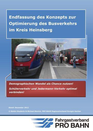 Endfassung des Konzepts zur Optimierung des Busverkehrs im ...