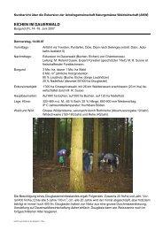Bericht_Exk Eichen im DW Burgund.pdf - Prosilva