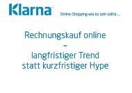 Klarna_Rechnungskauf-Trend