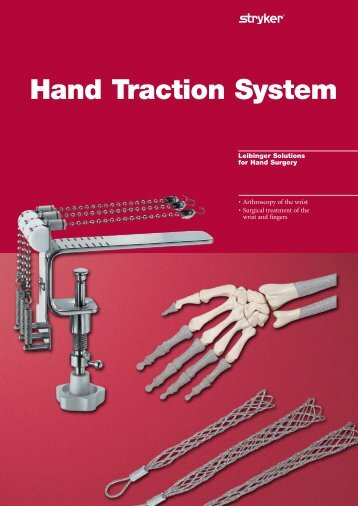Hand Traction System - Stryker