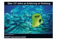 Über 127 Jahre an Erfahrung im Drahtzug - branchentag-draht