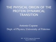 THE PHYSICAL ORIGIN OF THE PROTEIN DYNAMICAL TRANSITION