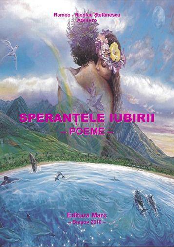Romeo-Nicolae Ştefănescu - Speranţele iubirii