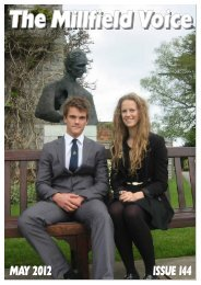 May 2012 - Issue 144 - Millfield