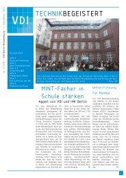 A4-Einzelseiten, PDF-Datei, 465 KB - (VDI) Berlin-Brandenburg