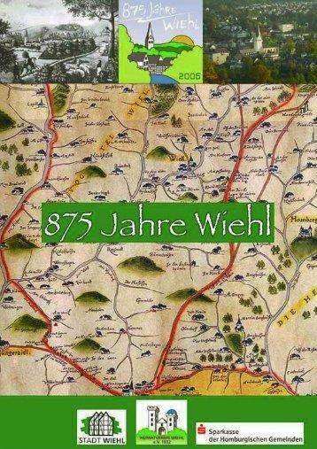 Veranstaltungen 875 Jahre Wiehl - Stadt Wiehl