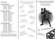 Ausschreibung SMS Tischtennis - Stadtsportbund ...