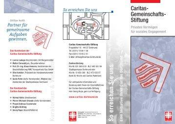 Caritas Dortmund Spielsucht