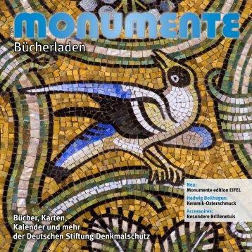 können Sie sich das Monumente Publikation Heft - Deutsche ...