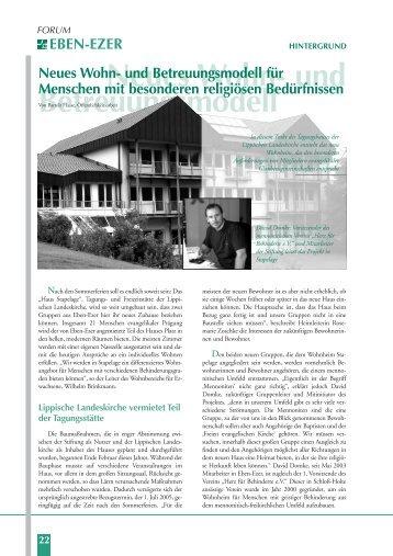 Betreuungsmodelle magazine for Wohn magazine