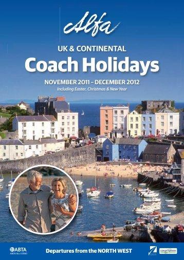 Coach Holidays - Leisureplex Hotels