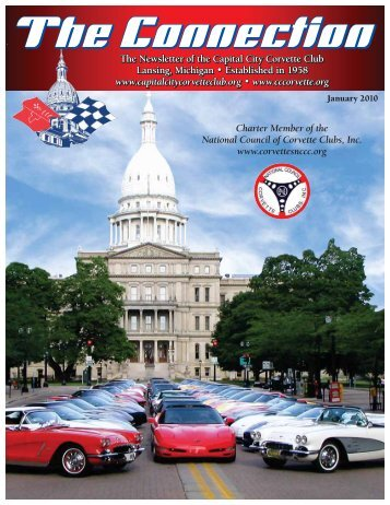 January - Capital City Corvette Club