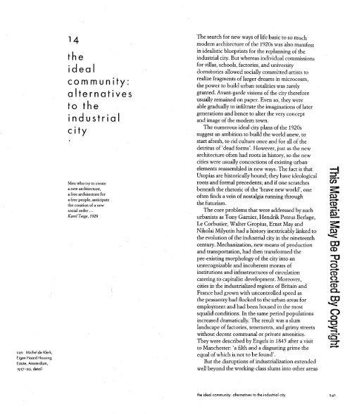 William J Curtis Modern Architecture Since 1900 David Rifkind
